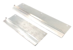 Galvanized Cage Door Edges