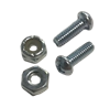 Cage Tray Slide Bolts/Nuts