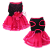 Hot Pink and Black Bunny Dress