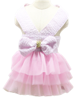 Pink Tulle Bunny Dress