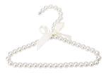 Pearl Bunny Dress Hanger