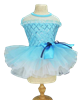 Aqua Blue Bunny Dress