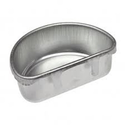 Galvanized Metal Coop Cups - 3 sizes