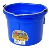 Miller Mfg. Little Giant 8 Quart Flat Back Plastic Bucket