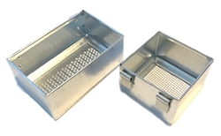 Galvanized Perforated Box Feeder