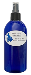 Showsheen for Rabbits 8oz