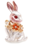 Beautiful Rabbit Pin/Brooch