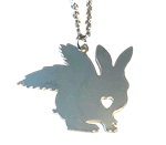 Angel Bunny Necklace