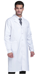 All Things Bunnies Adult Lab Coat