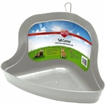 Super Pet Tall Corner Litter Pan w/Quick Lock