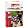 Beaphar Anti-Parasite Spot On for Rabbits - 4 Pipettes