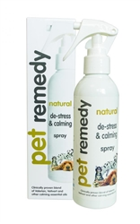 Pet Remedy Natural De-Stress and Calming Spray 200ml