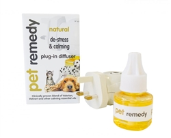 Pet Remedy Natural De-Stress and Calming Diffuser