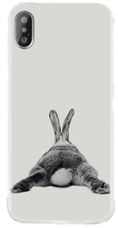 Lazy Bunny Case for IPhone 10/11 - 6 Sizes