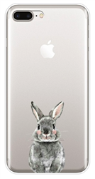 Cute Bunny Case for IPhone 10 - 3 Sizes