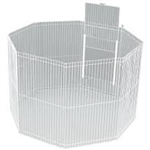 Ware Clean Living Play Pen - White