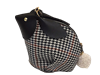 Tweed Rabbit Shape Handbag - 2 Colors