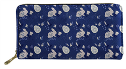 Bunnies and Eggs Wallet/Organizer