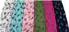 Rabbit Print Scarf - 6 Colors