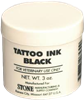 STONE Tattoo Black Ink 3oz.