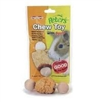 Peter's Rabbit Chew Toy with Apple