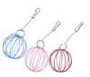 Colored Hanging Wire Treat Ball