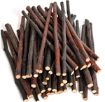 All Natural Apple Tree Branch Chew Sticks