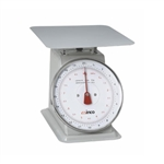 "Winco SCAL-820 20-Pound/9.09kg Scale with 8"" Dial"