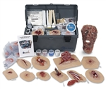 Xtreme2 Trauma Moulage Kit