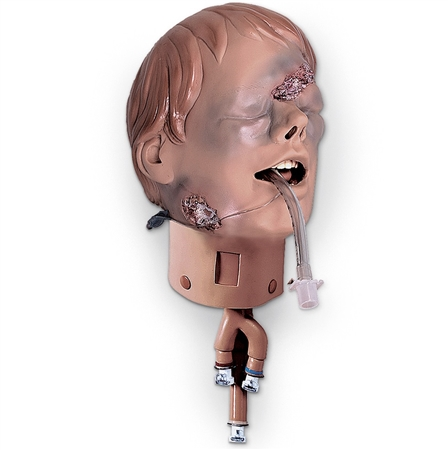 Trauma Head | Trauma Intubation Head | ALS Trauma Head