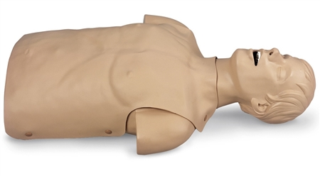 Adult Airway Management Trainer Torso with Carry Bag