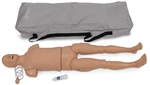 Adult Airway Management Trainer Full Body with Carry Bag
