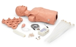 Simulaids Defibrillation and CPR Trainer Manikin