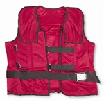 Simulaids Rescue Training Vest - 50 Lbs - SMALL - 1118
