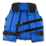 Simulaids Rescue  Training Vest 50 Lbs - MEDIUM - 1120