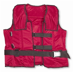 Simulaids Rescue Training Vest 50 Lbs - LARGE