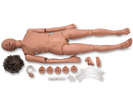 Simulaids Patient Care and CPR Training Manikin (35 Lbs)