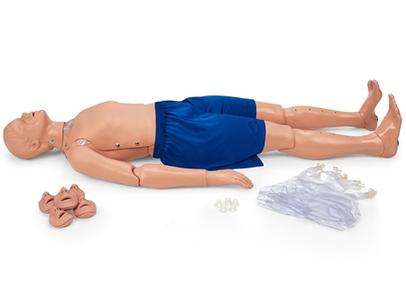 Adult CPR Water Rescue Manikin - 1328