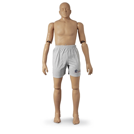 Rescue Randy | Adult Rescue Training Manikin 5'5  | Simulaids Rescue Randy, Adult Rescue Training Manikin 5'5 (105 lbs)