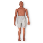 "Rescue Randy | Rescue Randy Manikin | Unweighted Adult Rescue Randy Manikin | Rescue Randy 5' 5"" 55 lbs 