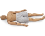 "Large Body Rescue Randy Manikin | Simulaids Large Body Rescue Randy Manikin 6'1""  (200 lbs)"