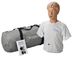 Adult Choking Manikin With Carry Bag - 1602
