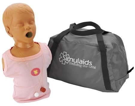 Child Choking Manikin | Child Choking Training Manikin | Child Choking Manikin With Carry Bag