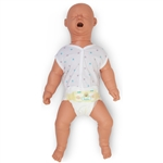 Infant Choking Manikin | Infant Choking Training Manikin | Simulaids Infant Choking Manikin with Carry Bag