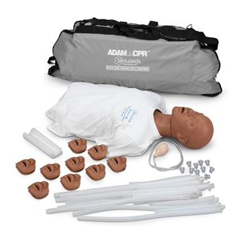 David African American CPR Adult with Carry Bag - 2600