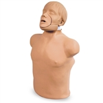 Jaw Thrust Brad CPR Manikin