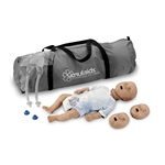 KIM Newborn CPR Manikin with Carry Bag