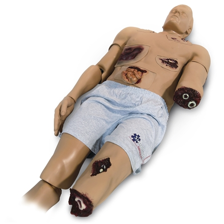 overlay flash moulage upgrade large body rescue randy