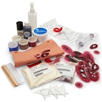 Basic Casualty Simulation Kit With Carry Case - 815