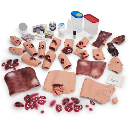 Simulaids 818 - EMT Casualty Simulation Kit
